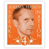 Jeremy Hardy Speaks To The Nation The Complete Series 4 - Opracowanie zbiorowe - audiobook