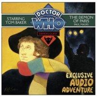 Doctor Who Demon Quest 2: The Demon Of Paris - Paul Magrs - audiobook