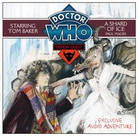 Doctor Who Demon Quest 3: A Shard Of Ice - Paul Magrs - audiobook