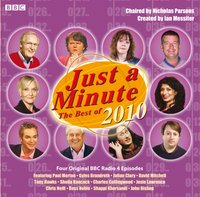 Just A Minute: The Best Of 2010 - Ian Messiter - audiobook