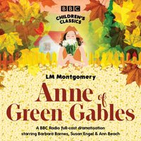 Anne Of Green Gables - L.M. Montgomery - audiobook