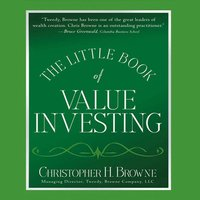 Little Book of Value Investing - Christopher H. Browne - audiobook