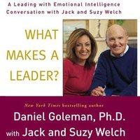 What Makes a Leader? - Ph.D. Prof. Daniel Goleman - audiobook