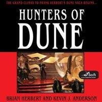 Hunters of Dune - Brian Herbert - audiobook