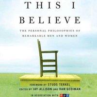 This I Believe - Jay Allison - audiobook