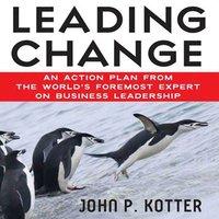 Leading Change - John Kotter - audiobook