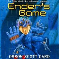 Ender's Game - Orson Scott Card - audiobook