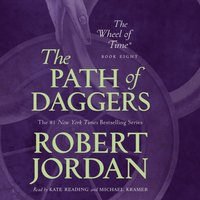 Path of Daggers - Robert Jordan - audiobook