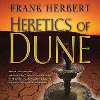 Heretics of Dune - Frank Herbert - audiobook