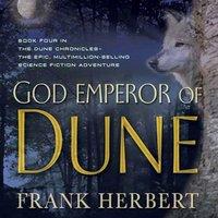 God Emperor of Dune - Frank Herbert - audiobook