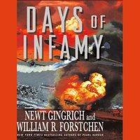 Days of Infamy - Newt Gingrich - audiobook