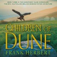 Children of Dune - Frank Herbert - audiobook
