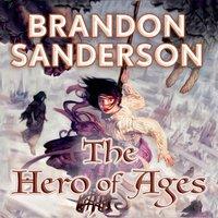 Hero of Ages - Brandon Sanderson - audiobook