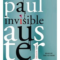 Invisible - Paul Auster - audiobook