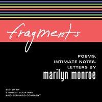 Fragments - Marilyn Monroe - audiobook