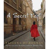 Secret Kept - Tatiana de Rosnay - audiobook