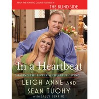 In a Heartbeat - Leigh Anne Tuohy - audiobook