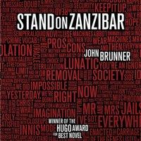 Stand on Zanzibar - John Brunner - audiobook