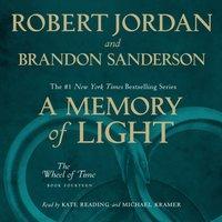Memory of Light - Robert Jordan - audiobook