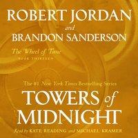 Towers of Midnight - Robert Jordan - audiobook