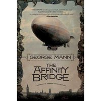 Affinity Bridge - George Mann - audiobook