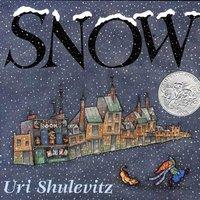 Snow - Uri Shulevitz - audiobook