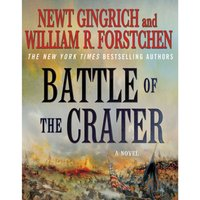 Battle of the Crater - Newt Gingrich - audiobook