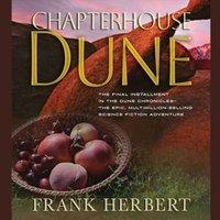 Chapterhouse Dune - Frank Herbert - audiobook