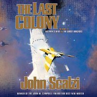 Last Colony - John Scalzi - audiobook