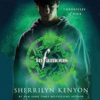 Infamous - Sherrilyn Kenyon - audiobook