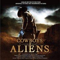 Cowboys & Aliens - Joan D. Vinge - audiobook