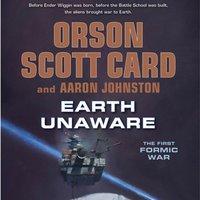 Earth Unaware - Orson Scott Card - audiobook
