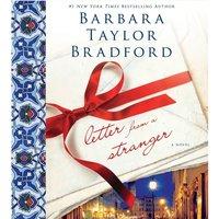 Letter from a Stranger - Barbara Taylor Bradford - audiobook