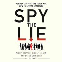 Spy the Lie - Philip Houston - audiobook