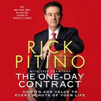 One-Day Contract - Rick Pitino - audiobook