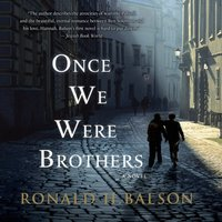 Once We Were Brothers - Ronald H. Balson - audiobook