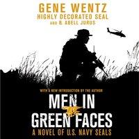 Men in Green Faces - Gene Wentz - audiobook