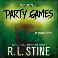 Party Games - R. L. Stine - audiobook