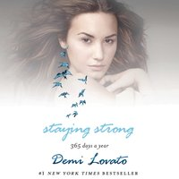 Staying Strong - Demi Lovato - audiobook