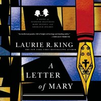 Letter of Mary - Laurie R. King - audiobook