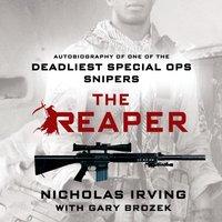 Reaper - Nicholas Irving - audiobook