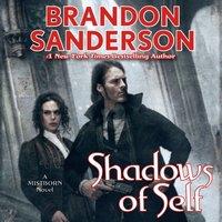 Shadows of Self - Brandon Sanderson - audiobook