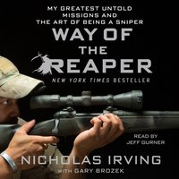 Way of the Reaper - Nicholas Irving - audiobook