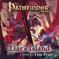 Pathfinder Tales: Liar's Island - Tim Pratt - audiobook