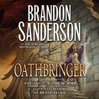 Oathbringer - Brandon Sanderson - audiobook