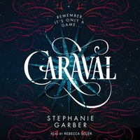 Caraval - Stephanie Garber - audiobook
