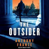 Outsider - Anthony Franze - audiobook