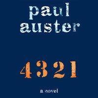4 3 2 1 - Paul Auster - audiobook