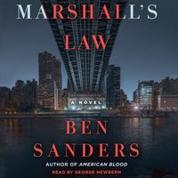 Marshall's Law - Ben Sanders - audiobook