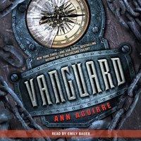 Vanguard - Ann Aguirre - audiobook